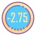 -2.75