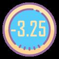 -3.25
