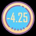 -4.25