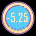 -5.25