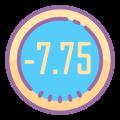 -7.75