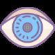 Линзы по цвету глаз