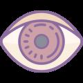 Для карих глаз